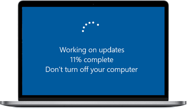 1709 windows 10 update offline