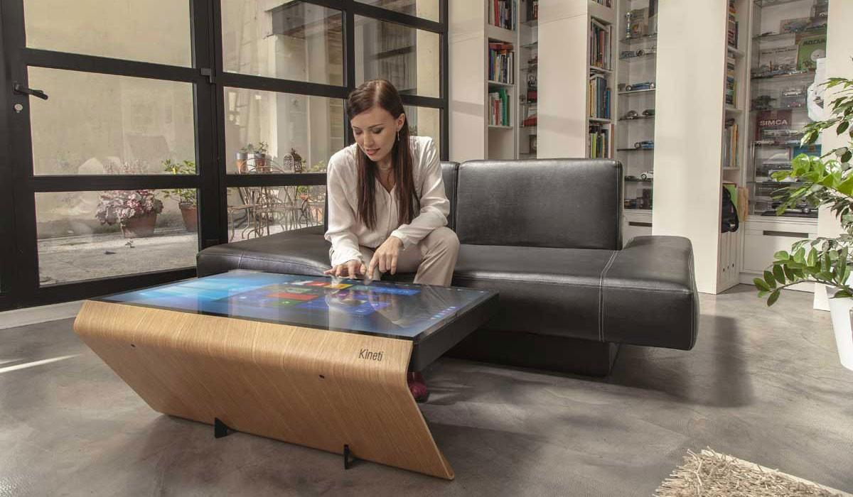 Couchtisch Xbox Kineti La Table Der 5000 Couchtisch Mit Windows 10 Windowsunited