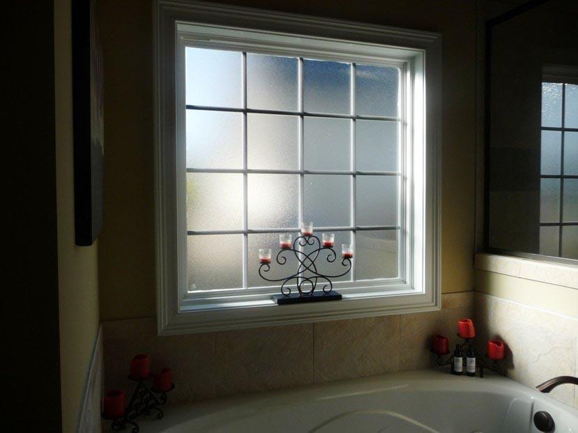 Various Applications of Bathroom Window Film