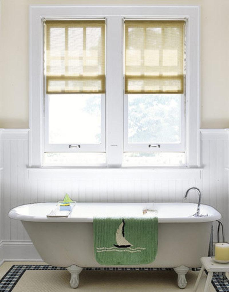 Curtain For Small Bathroom Window Window Treatments Design Ideas