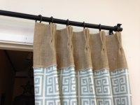Rustic Curtains Window Treatments   Window Treatments ...