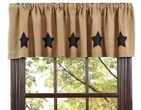 Rustic Window Treatments Valance | Window Treatments ...