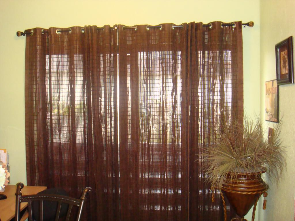 Panel curtains for sliding glass doors -  Curtain Sliding Door Drapes Ideas Patio Window Coverings Download