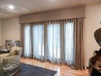 Upholstered Cornice Window Treatments | Window Treatments ...