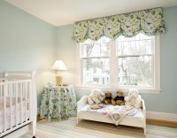 Balloon Valances For Bedroom | Window Treatments Design Ideas