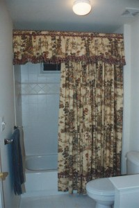 Country Shower Curtains With Valance | Window Treatments ...