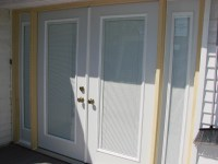 Mini Blinds For Doors With Windows | Window Treatments ...