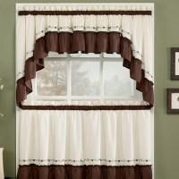 Modern Kitchen Curtains And Valances | Window Treatments ...