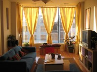 Charming Valances for Living Room | Window Treatments ...