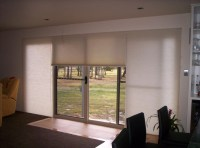Solar Shades For Patio Doors | Window Treatments Design Ideas