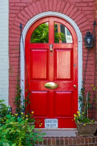 What does your front door color say about you? | Window ...