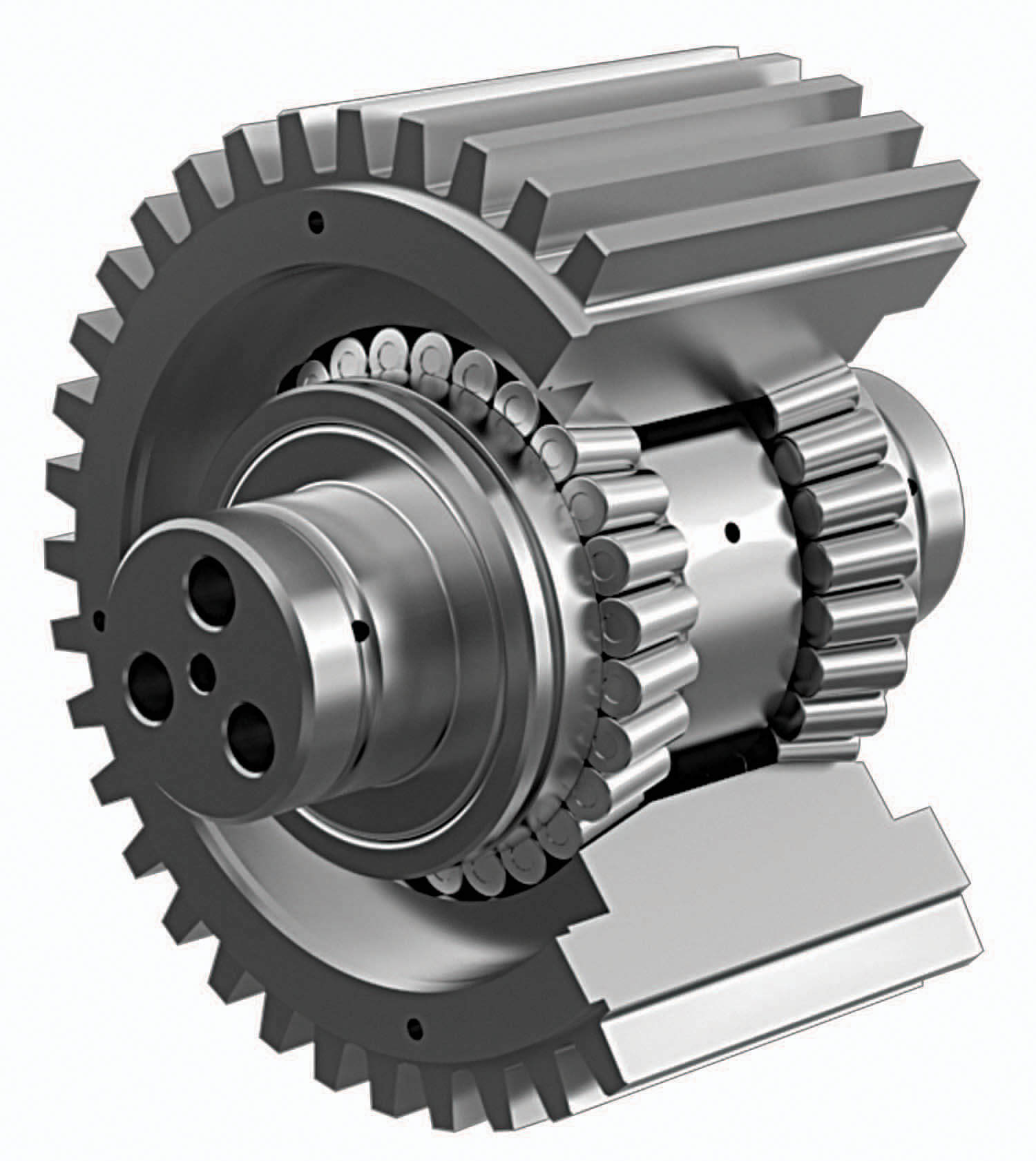 Bearing Machine Why Integrated Bearing Designs Reduce Wind Turbine Gearbox Failures