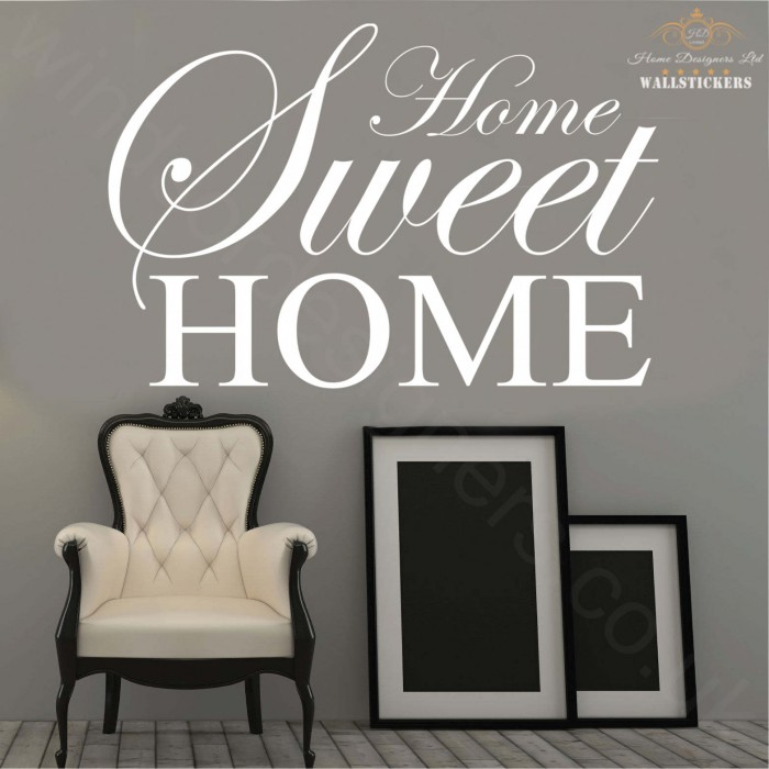 home sweet home wall art sticker quote large decor wall transfer large wall decals circus large wall decals stickers appliques home