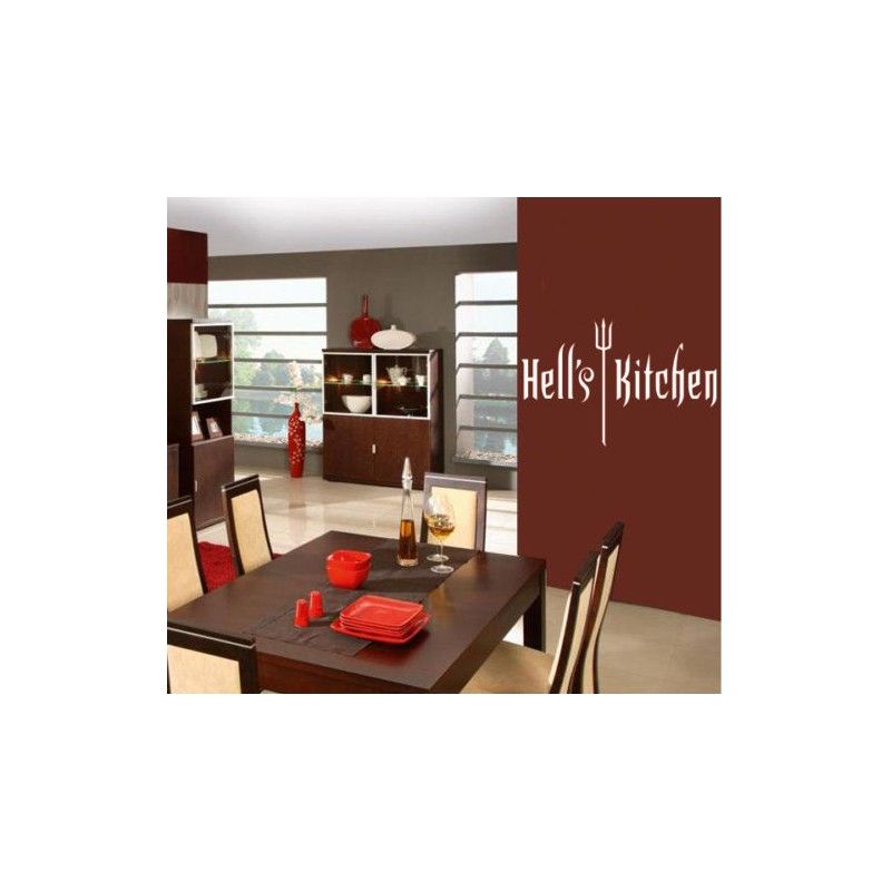 hell kitchen wall sticker quote art decal windsor designers quotes food nice kitchen wall sticker quote