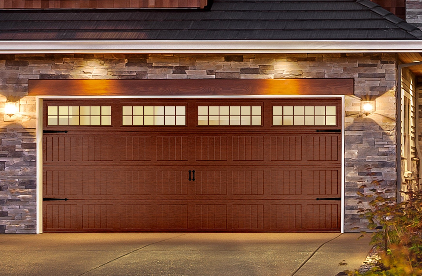 Garage Doors El Paso Texas Model 755 Windsor Door