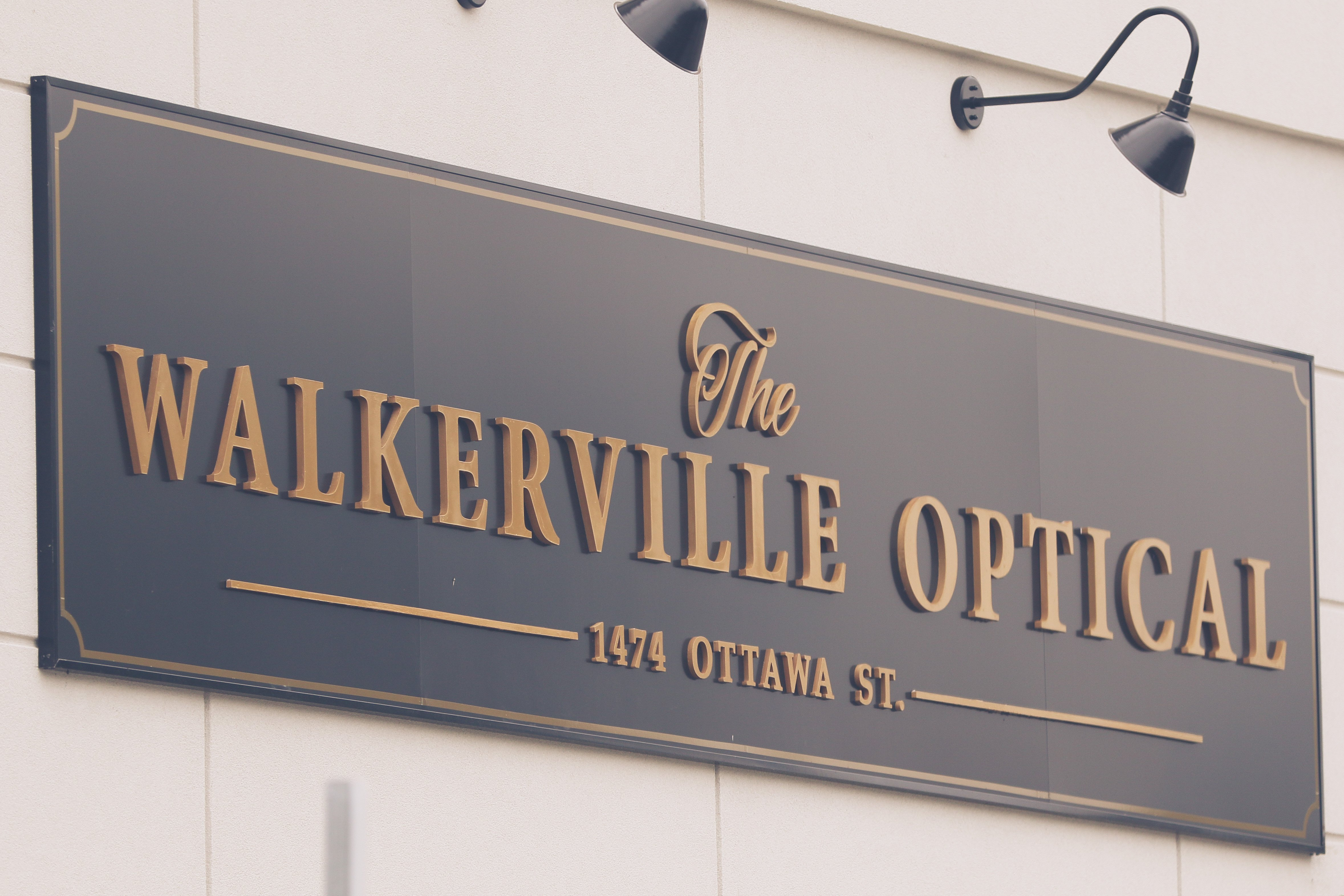 Magasin Ottawa The Walkerville Optical Boutique Opening On Ottawa Street