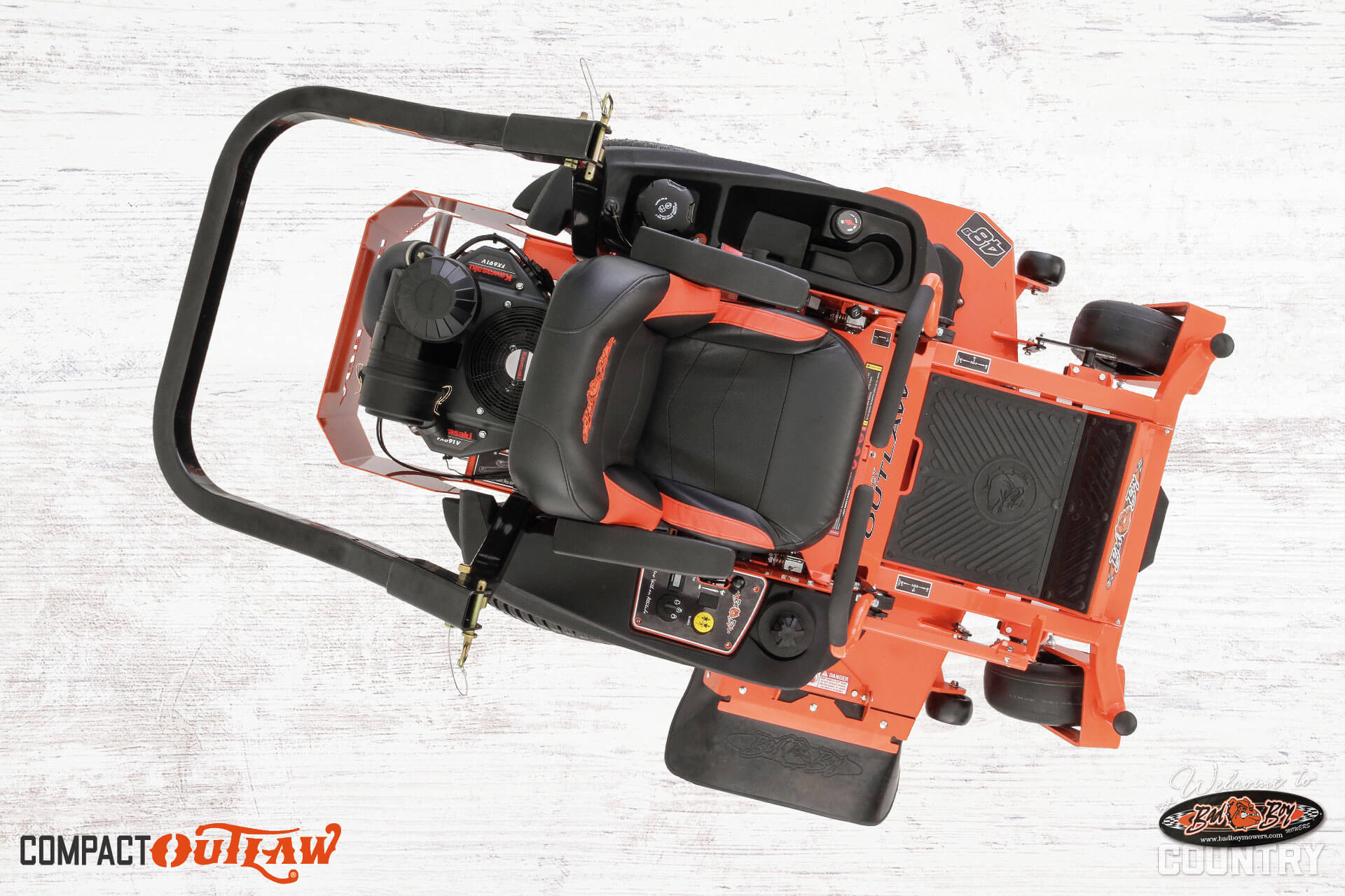 Compact Bad Bad Boy Compact Outlaw Windy Gap Outdoor Power Equipment
