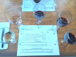 wine flight glasses