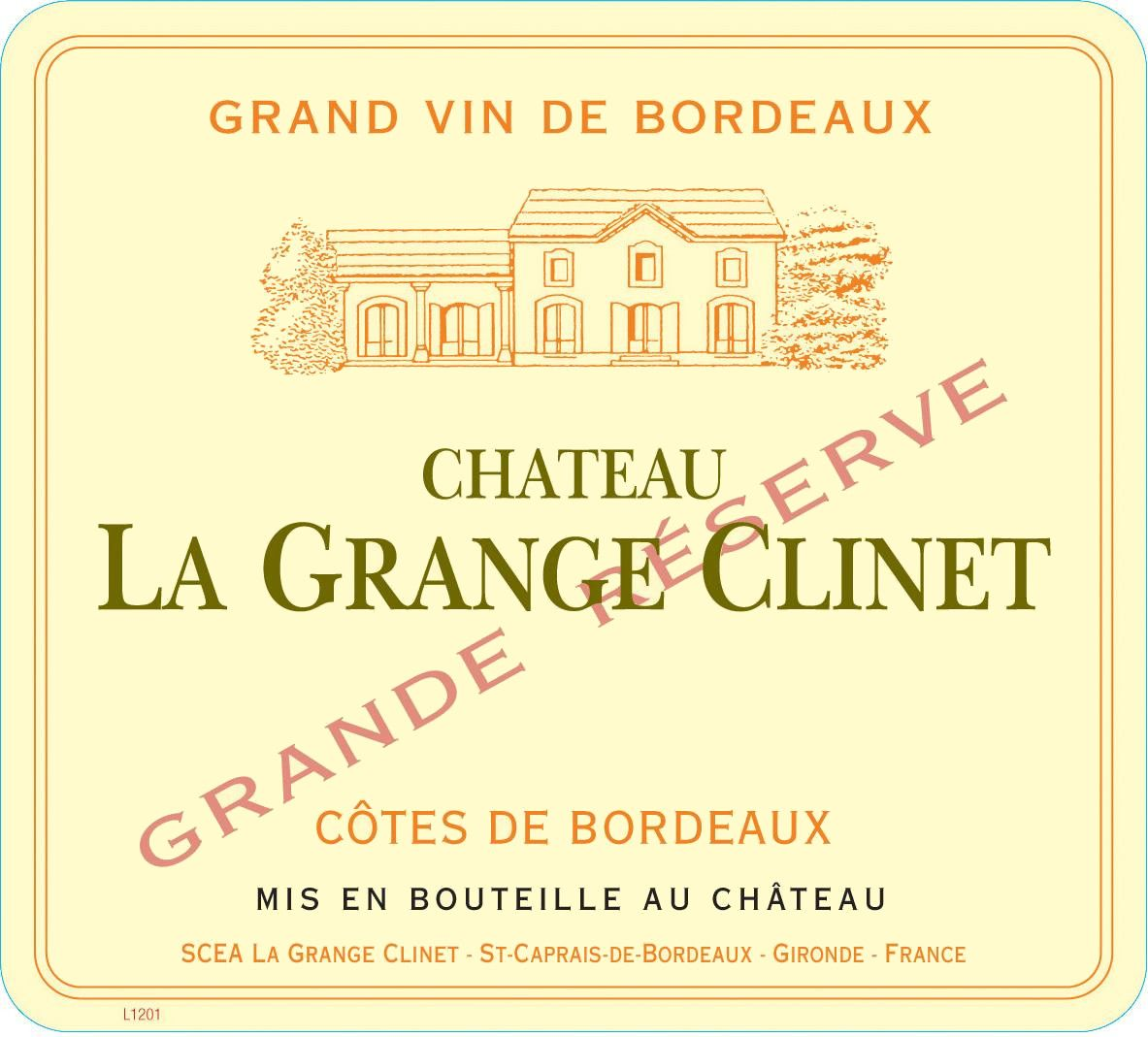 Grange Immobilier Bordeaux Chateau La Grange Clinet Wine Shop Wine