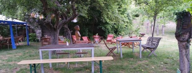 Straußwirtschaft Steinmeister Garten