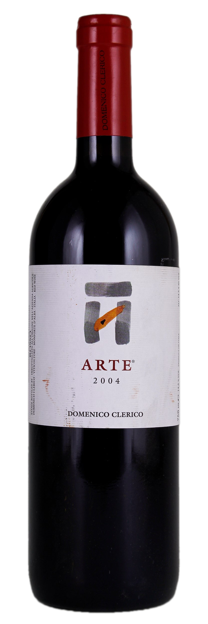 Arte Wine Clerico Arte 2004 Red Wine From Italy Winebid