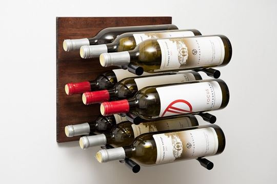 Live Edge Walnut Wine Rack In 2018 Products Wine Rack Wine