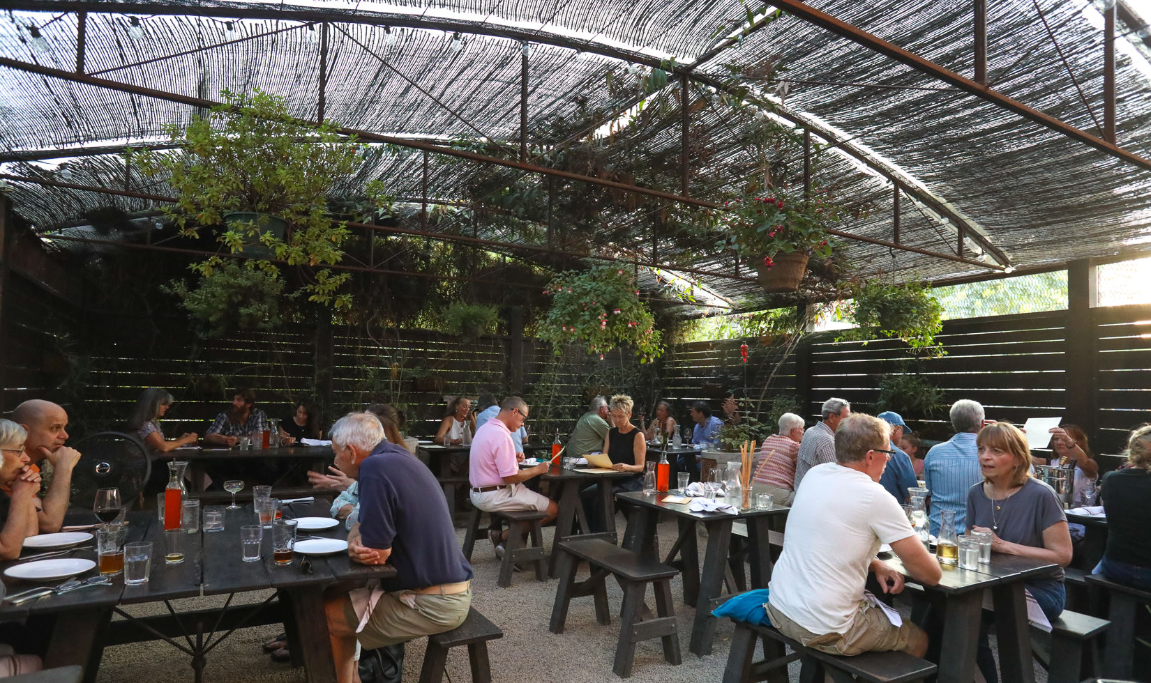 Best Healdsburg Restaurants Patios Outdoor Dining In