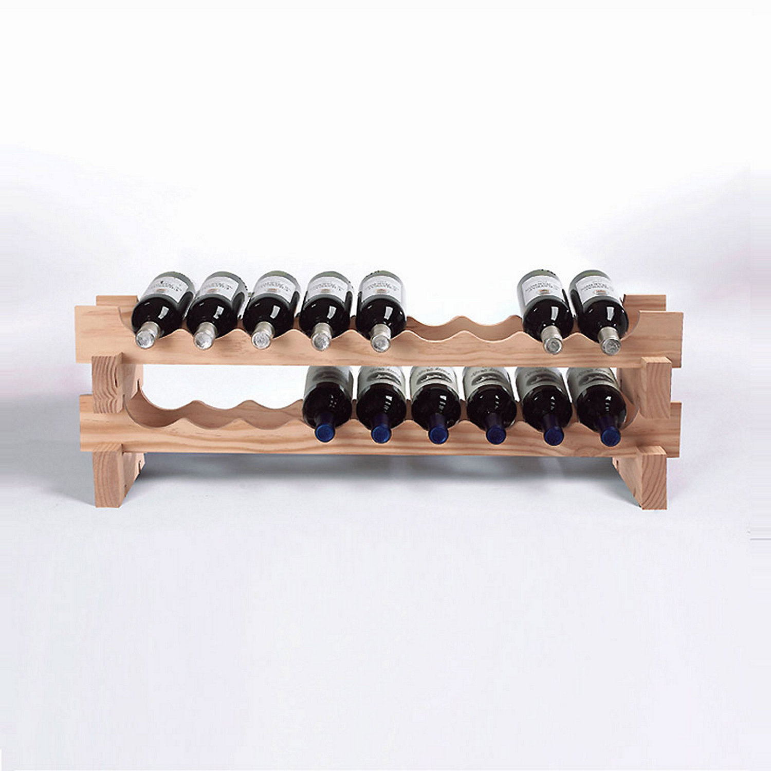 How To Make A Wine Rack Stackable Wine Racks Home Decor