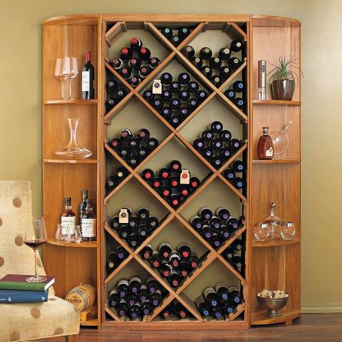 Medium Of Wine Rack Cabinet