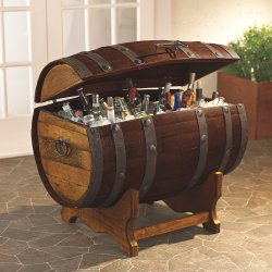 Small Of Wine Barrel Furniture