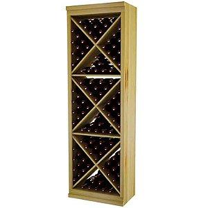 Sonoma Designer Wine Rack Kit Solid Diamond Cube With