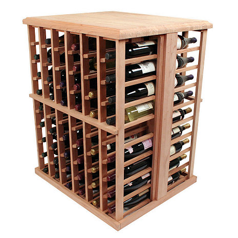Sonoma Designer Wine Rack Kit 108 Bottle Tasting Table