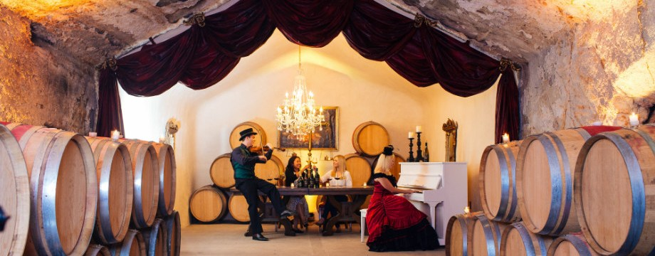 Buena Vista Winery Adds to Its One-of-a-Kind Visitor Experiences By Unveiling the 'Wine and Music Wine Tasting Experience'