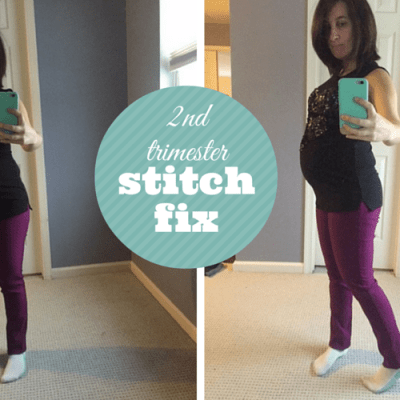 Second Trimester Stitch Fix