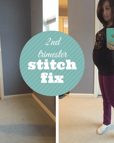 Second Trimester Stitch Fix