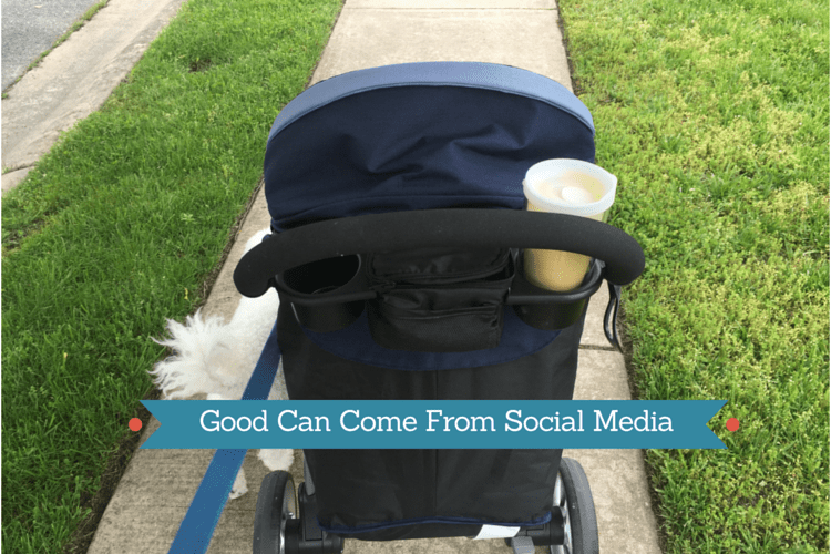 Good Can Come From Social Media