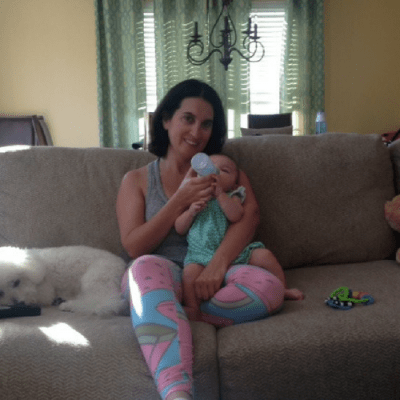 Getting a Breastfed Baby to Take a Bottle (It's not easy)