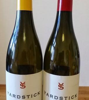 Yardstick Chardonnay 2013