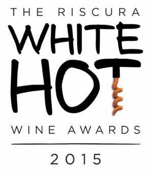 RisCura White Hot Wine Awards 2015 results