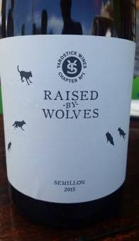 Raised by Wolves Semillon Gris 2015