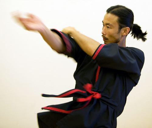 Your Best Martial Art