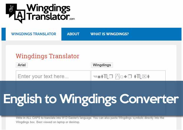 9+ Sample Wingdings Charts Sample Templates Skycartsample wingdings