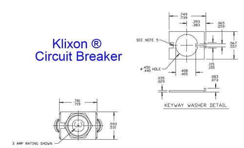 install a circuit breaker