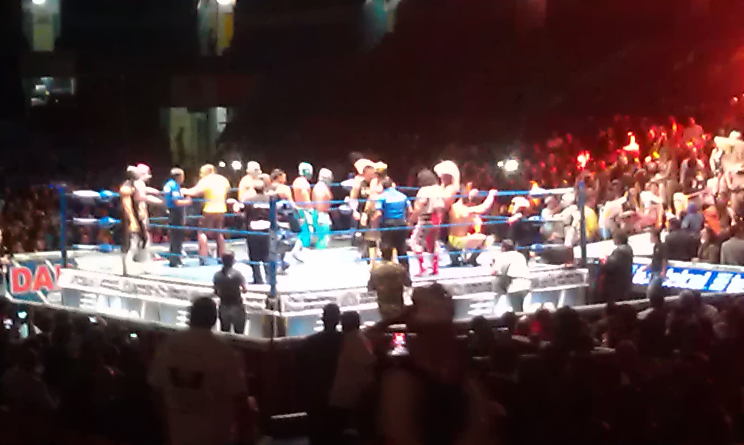 Lucha Libre Real Lucha Libre A Night At The Mexican Wrestling Wings Are