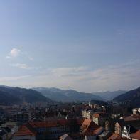 Ein Blick über Judenburg