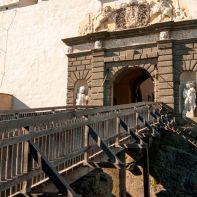 Der Weg zur inneren Burg