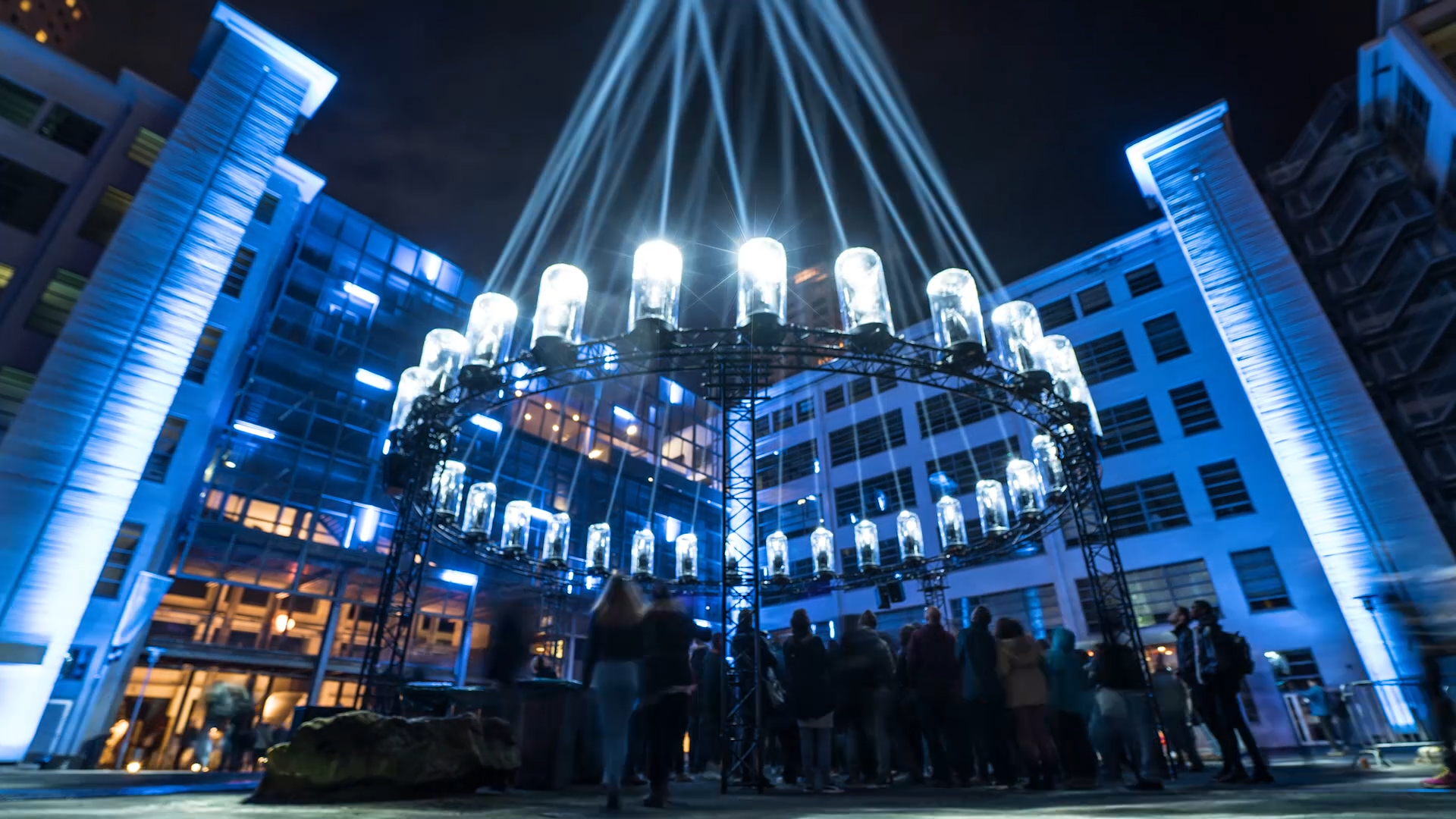 Glow Route Eindhoven Glow Eindhoven An Amazing Light Art Festival Video