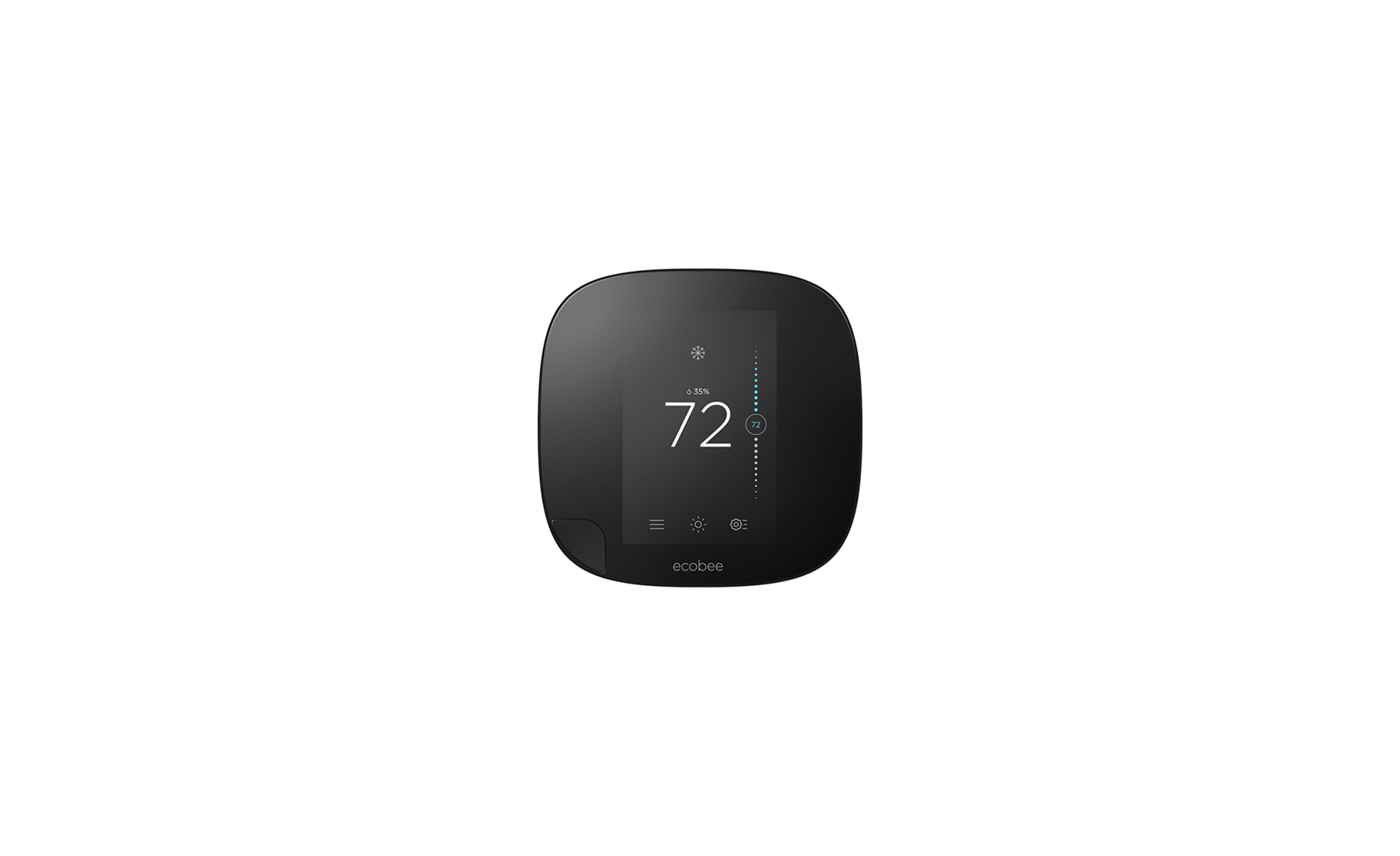 Ecobee Sensor Wink Ecobee3 Wi Fi Thermostat With Remote Sensor