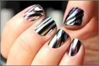 20 Metallic Nail Art Designs That Will Make You Shine