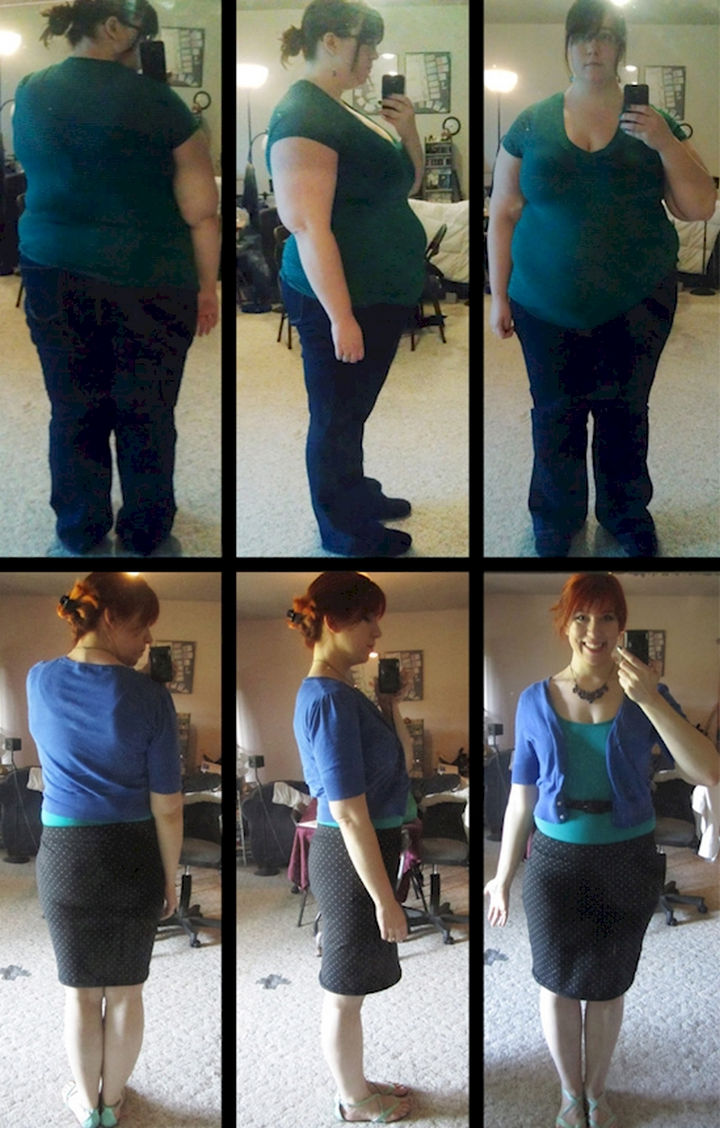 200 Libras En Kilos 18 Before And After Weight Loss Photos That Will Inspire